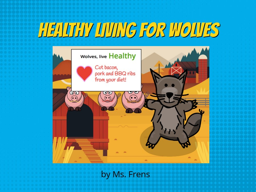 Healthy Living for Wolves