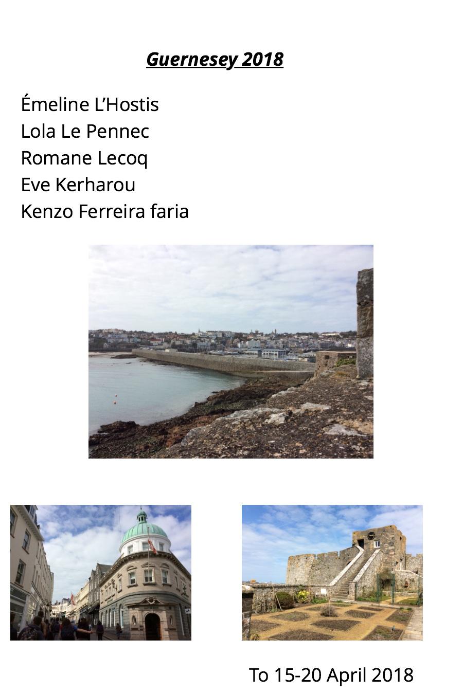 Guernsey 2018