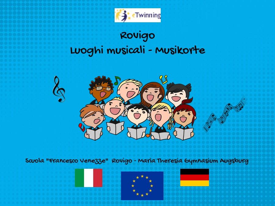Rovigo - Luoghi musicali / Musikorte