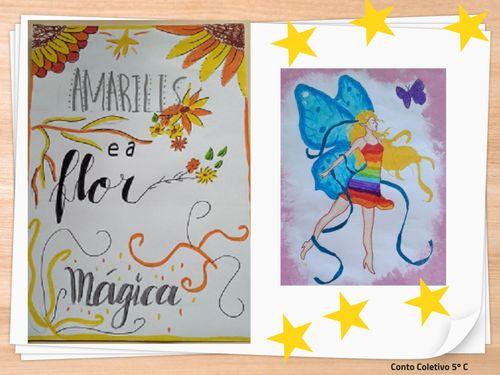 Amarílis e a flor Mágica, AEOB