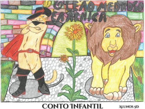 O Leão Medroso e a Arnica