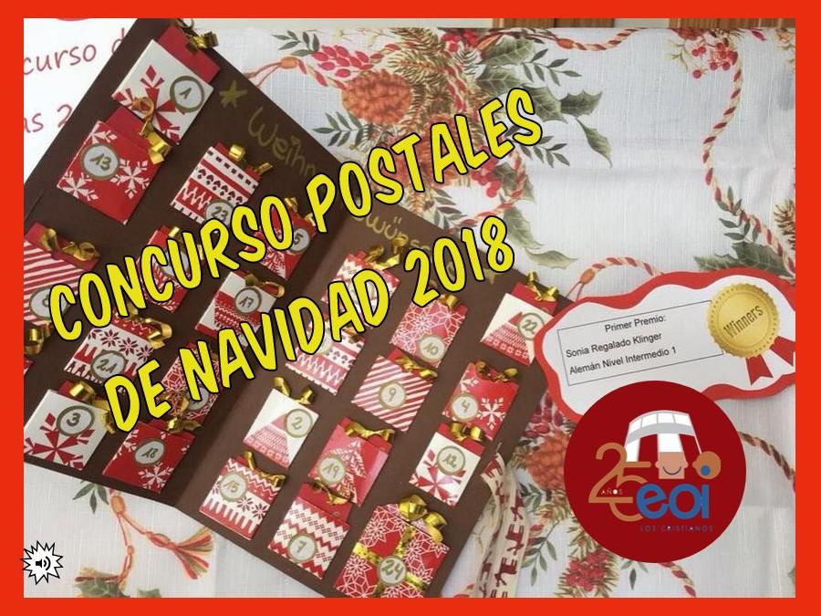 Concurso de Postales