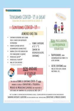 TENIAMO COVID-19 A CASA