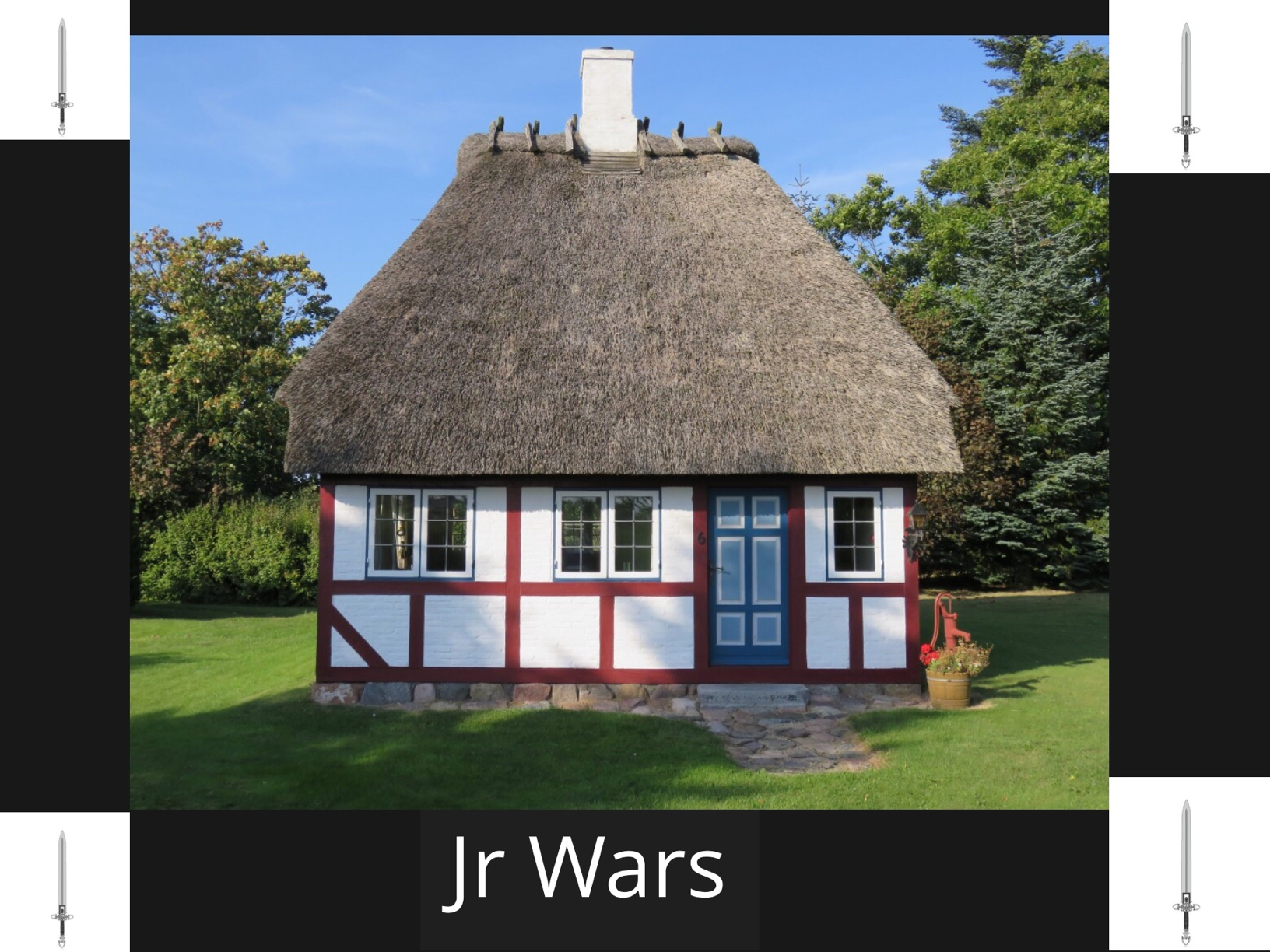 Jr Wars