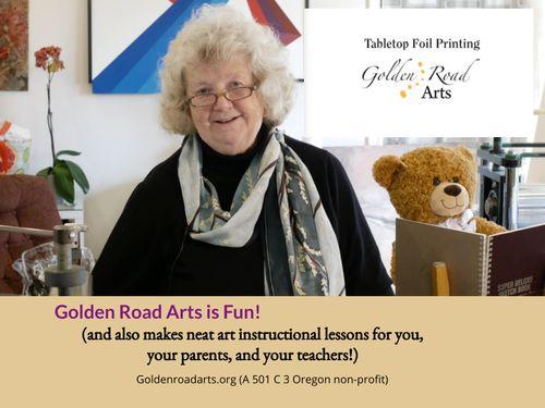 Barbara Mason and Golden Road Arts Rock