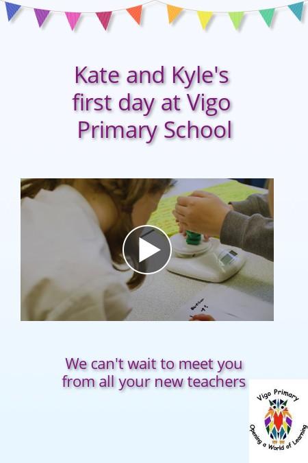 Vigo Primary School Year R