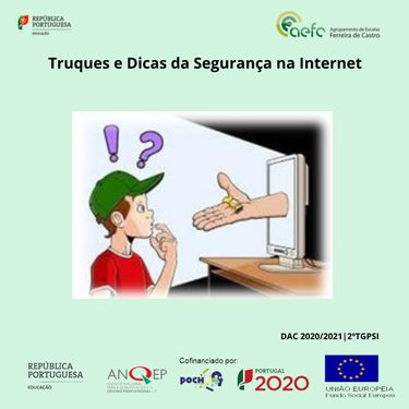 Truques e Dicas da Segurnaça na Internet