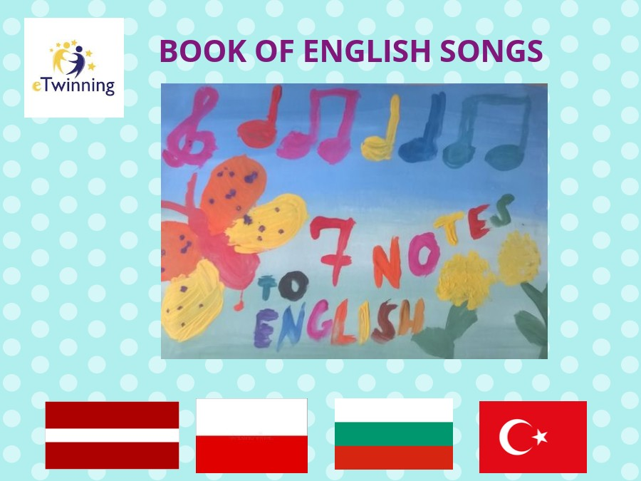 BOOK OF ENGLISH SONGS