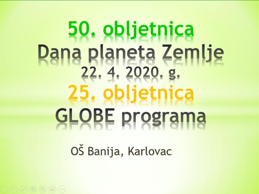 OŠ Banija za planet Zemlju