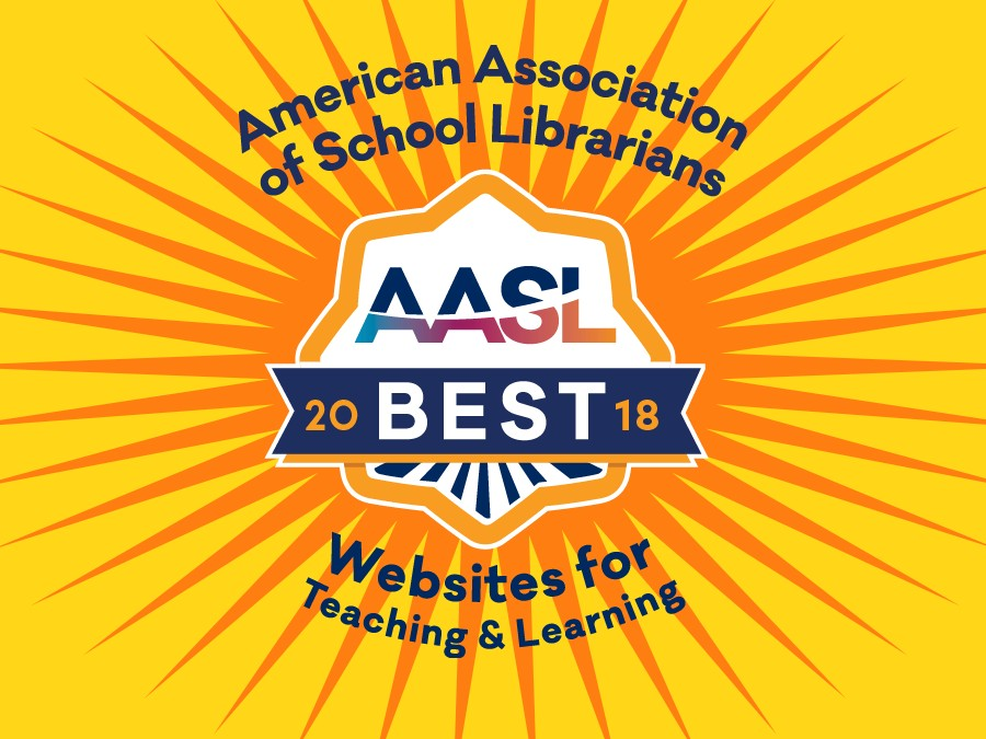 AASL 2018 Best Websites