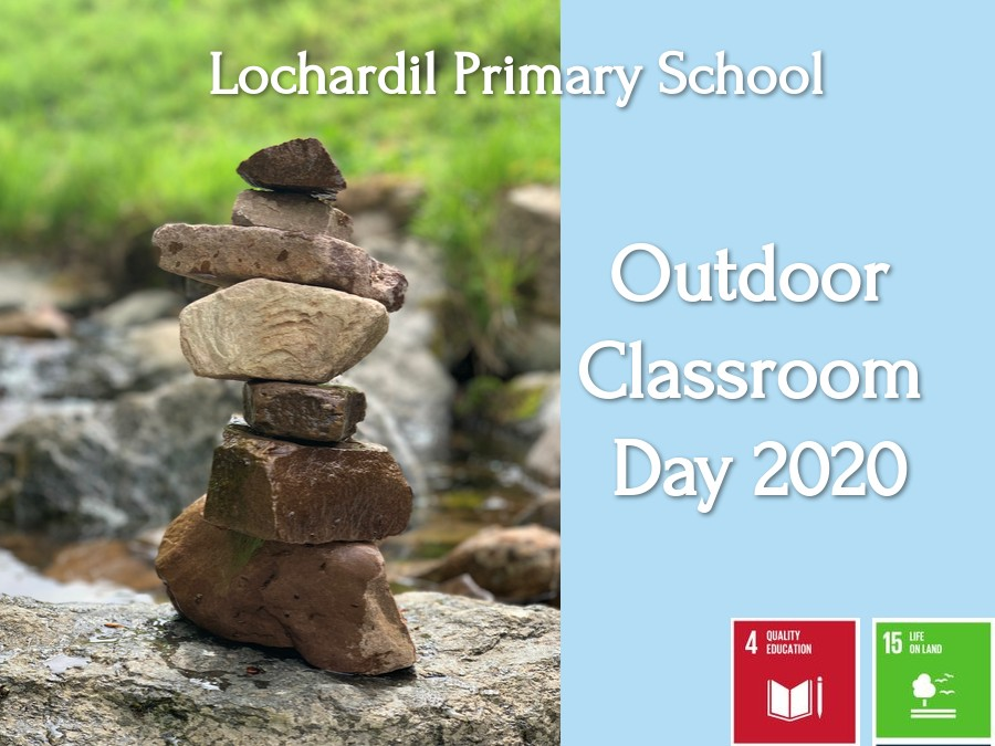 Outdoor Classroom Day 2020