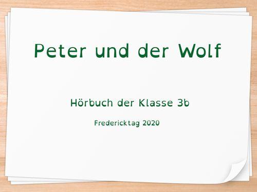 Peter und der Wolf 1-2