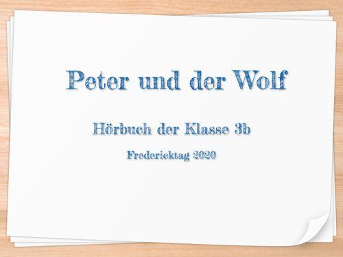 Peter und der Wolf 2-2