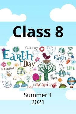 Class 8 Summer 1