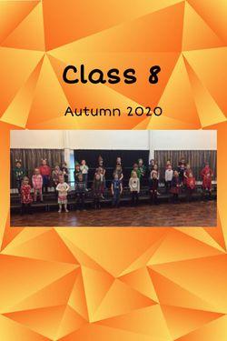 Class 8 Autumn 2
