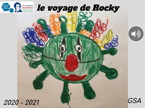 Le voyage de Rocky