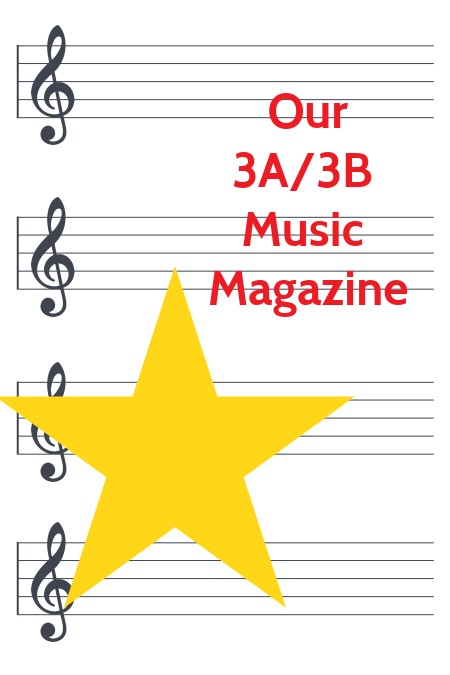 Our 3A/3B Music Magazine