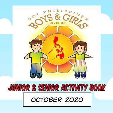 October 2020 Activity Book