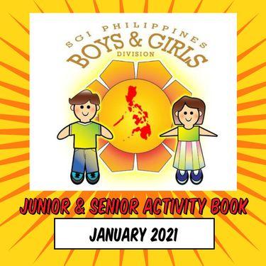 January 2021 Activity Book