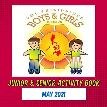 May 2021 Activity Book