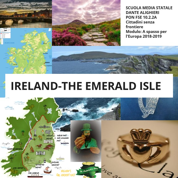 Ireland: the emerald isle