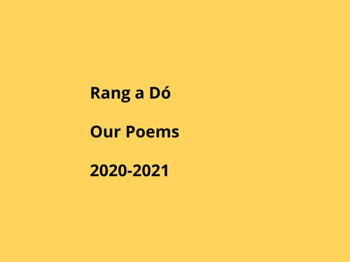 Our Poems
