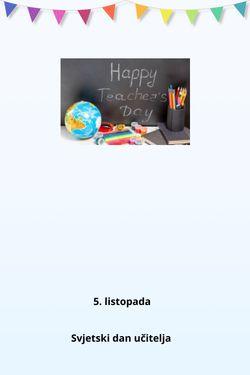 A Teachers Day