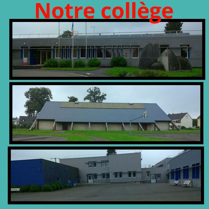 Le Collège Louis Launay de LANDIVY bienvenue !