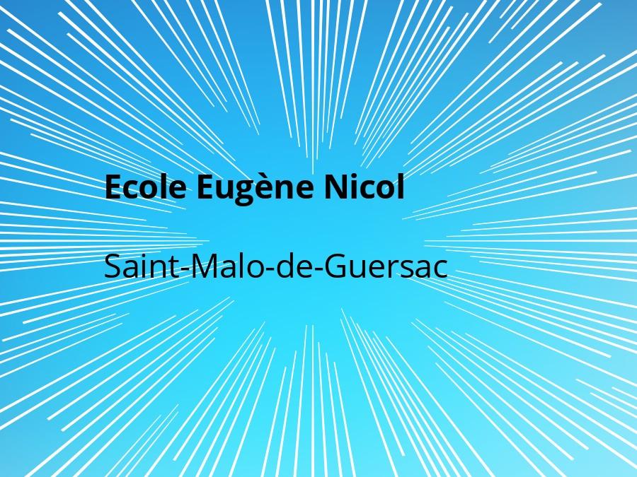 Ecole Eugène Nicol