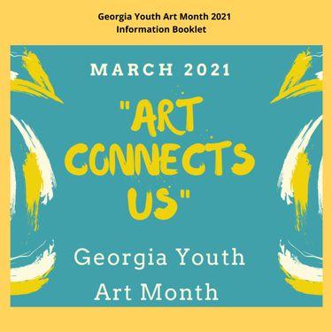 Georgia Youth Art Month 2021 Info.