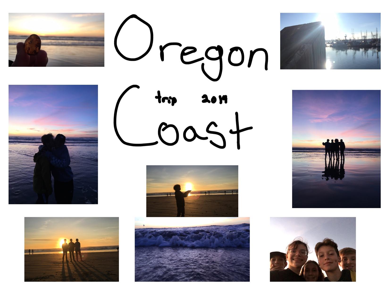 Oregon Coast Trip 2019