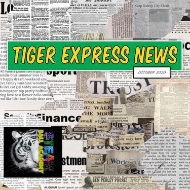 Tiger Express News - Oct 2020
