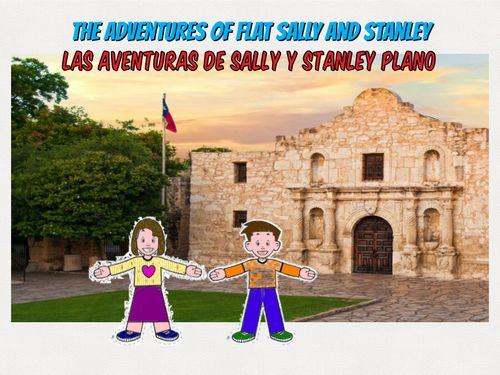 The Adventures of Flat Sally and Stanley