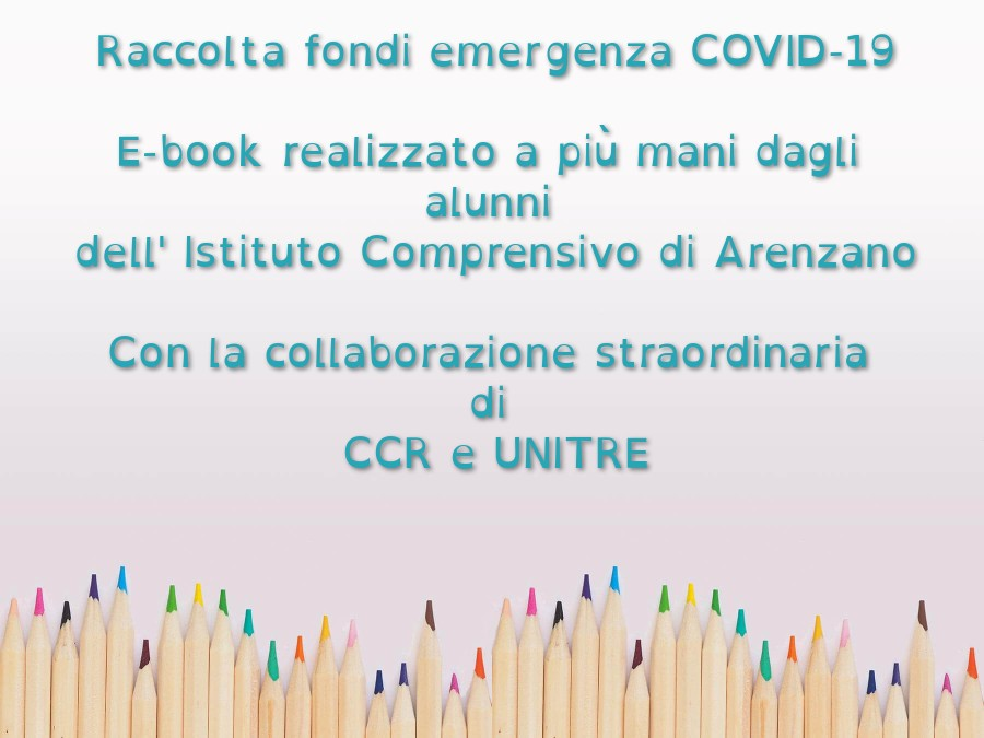 Raccolta fondi COVID IC Arenzano.