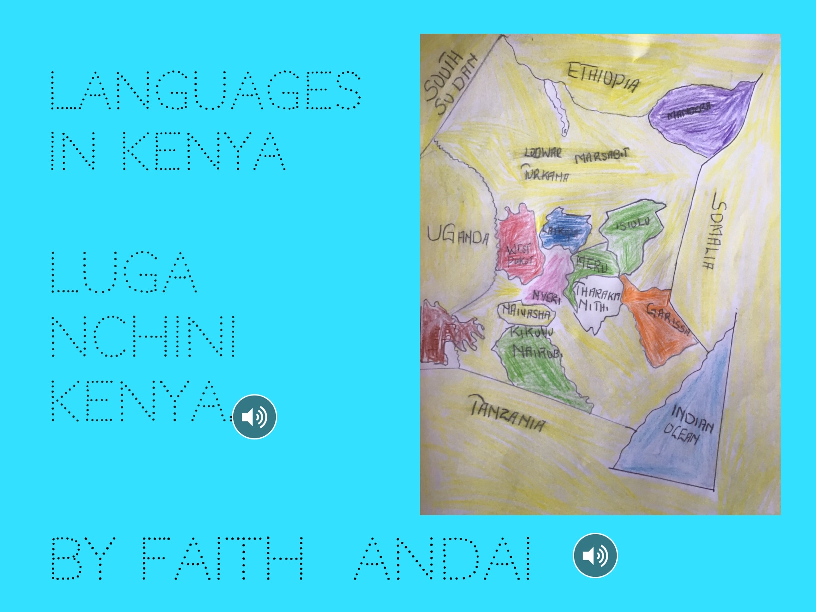 Languages In Kenya