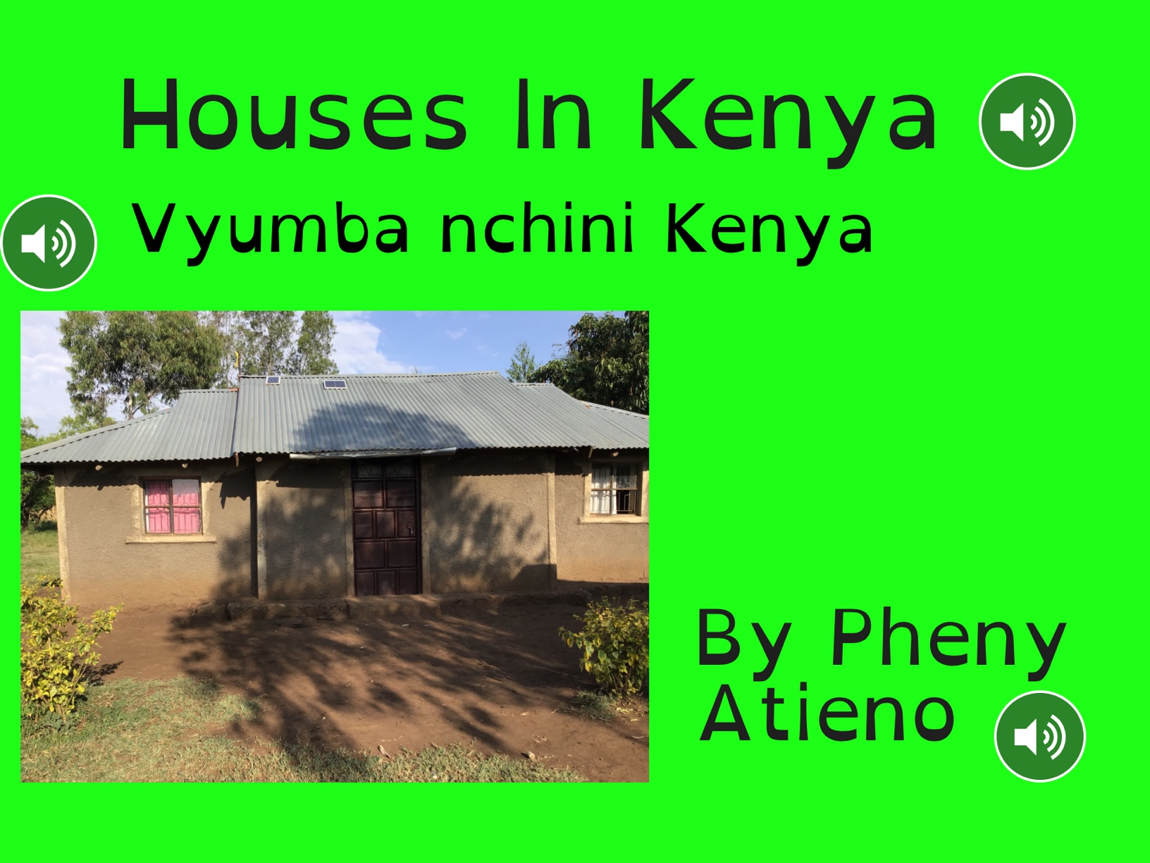 Houses In Kenya
