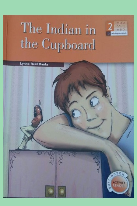 SNAPBOOK. THE INDIAN IN THE CUPBOARD