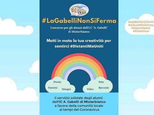 #LaGabelliNonSiFerma