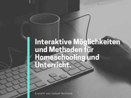 Digitale Apps und Tools für den Unterricht