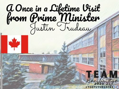 A Visit with the Prime Minister of Canada