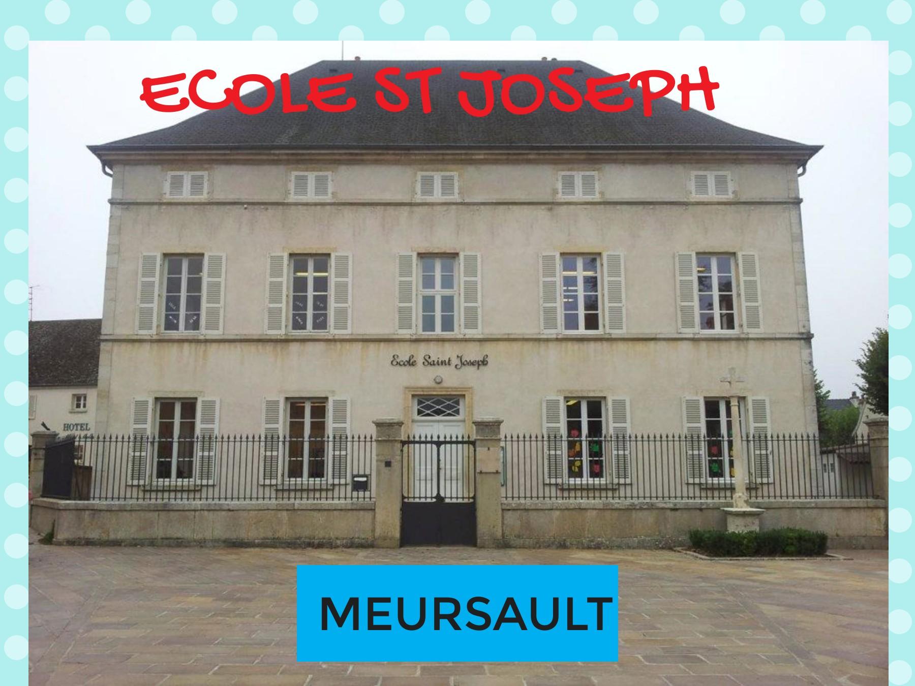 St Joseph, Meursault