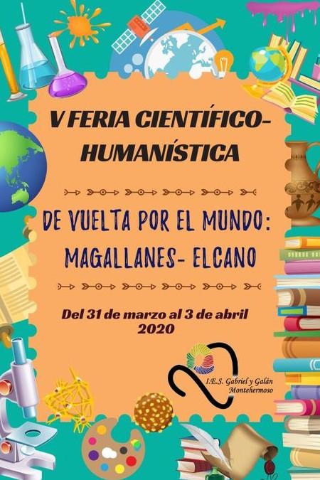 V Feria Científico-Humanística De vuelta por el mundo