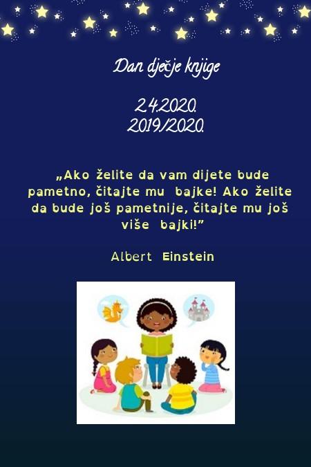 Dan dječje knjige