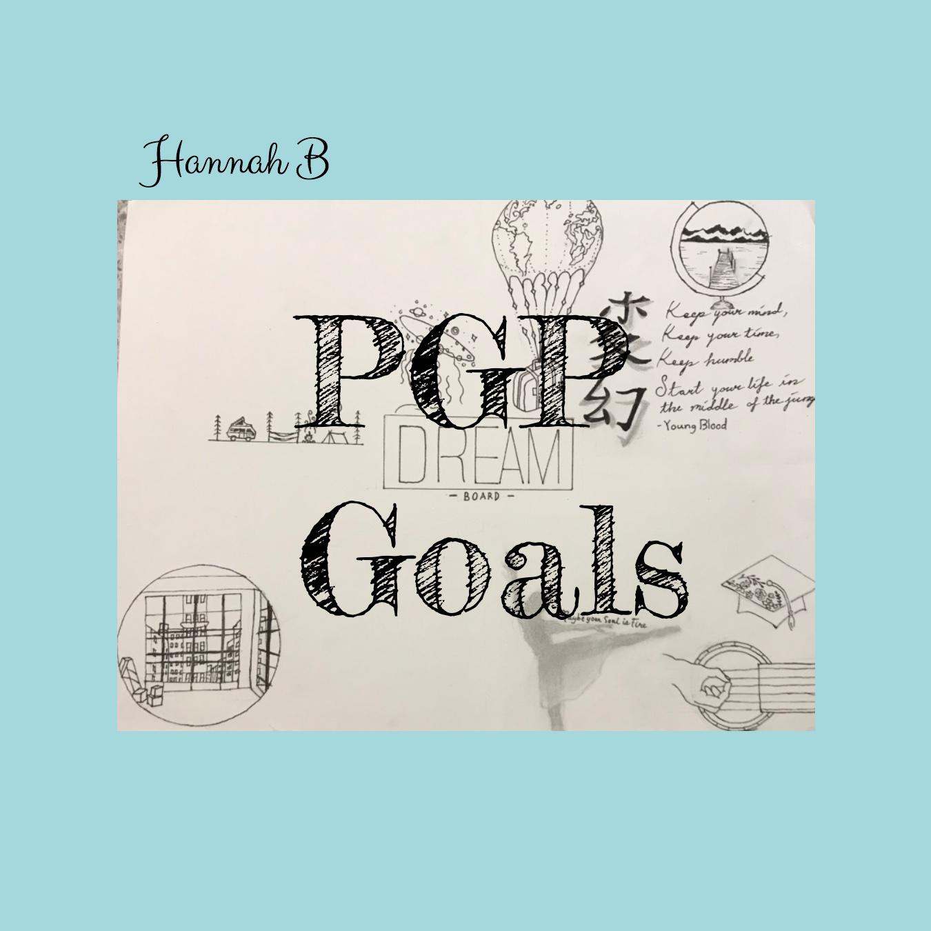 PGP Goals