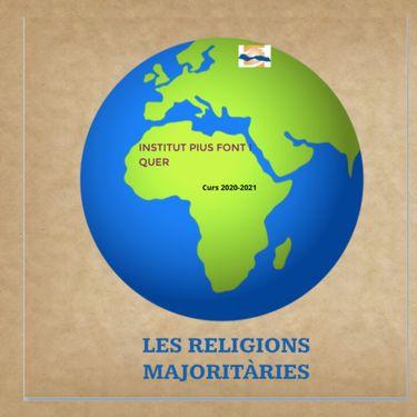 LES RELIGIONS MAJORITÀRIES