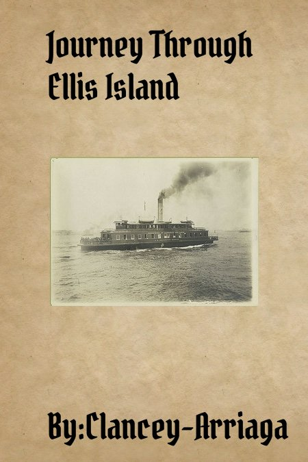 Journey Through Ellis Island