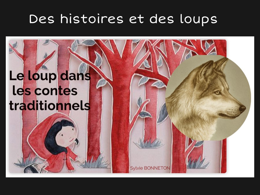Des histoires et des loups