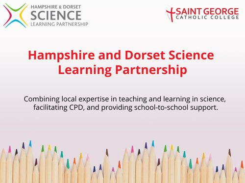 Hampshire and Dorset Science Learning Partnership