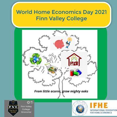 World Home Economics Day Finn Valley College