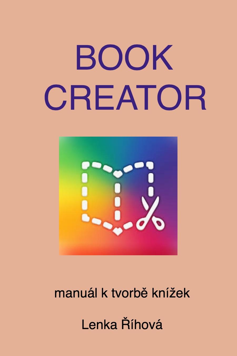 Jak vytvářet knížky v BookCreator